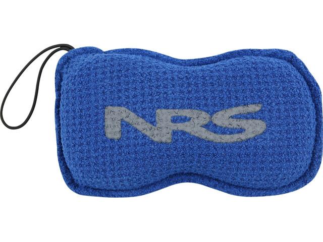 NRS Deluxe Boat Sponge, blue